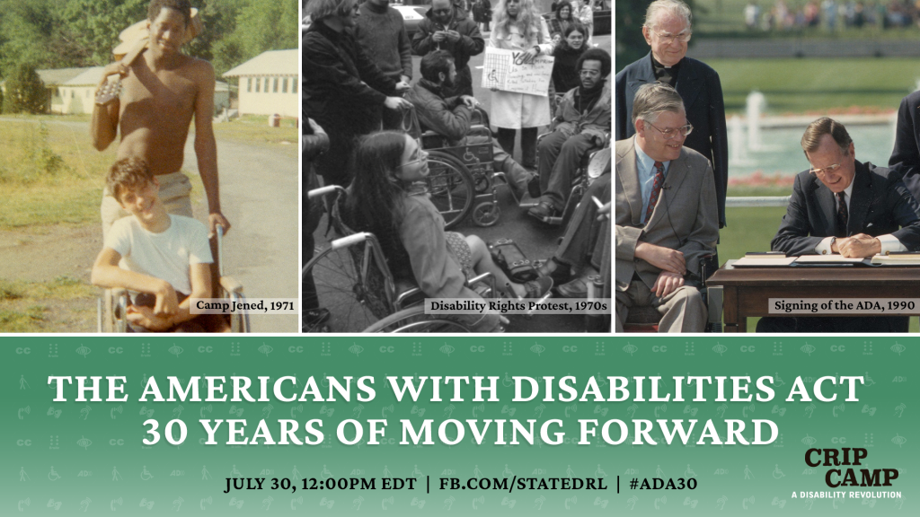 Americans with Disabilities Act webchat