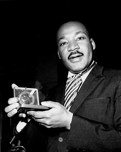 Martin Luther King, Jr. Day: A Day To Serve Others