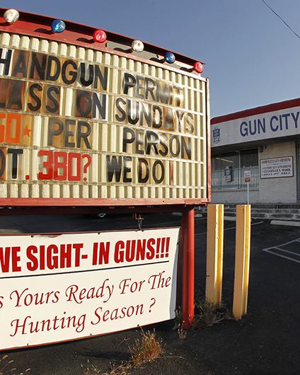 Who Owns Guns in America?—You Asked Series