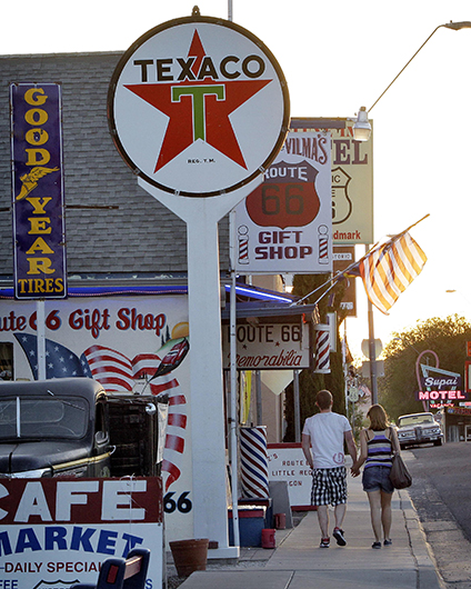"U.S. Route 66: A Journey for Travelers Seeking ""Americana"""