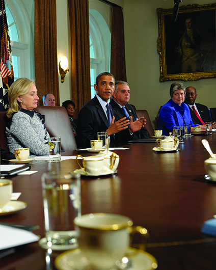 Presidential Transitions: The Second Term and Beyond—U.S. Elections Series