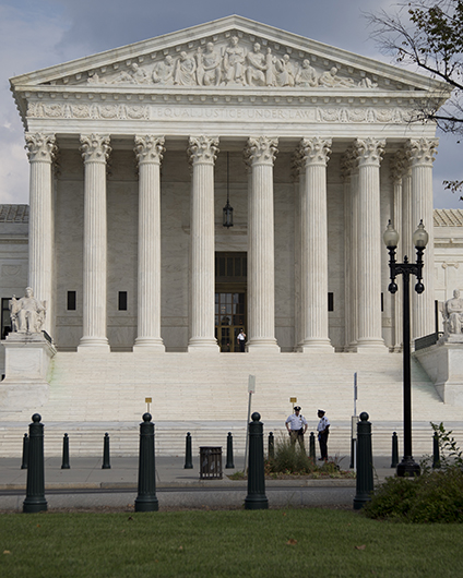 U.S. Supreme Court: Guardian of the Constitution