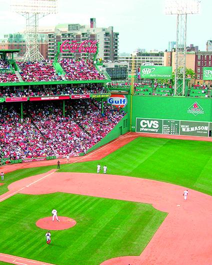 Boston, Massachusetts: America's City of Firsts—U.S. Cities Series