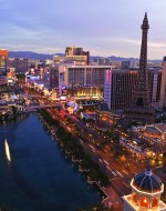 Las Vegas, Nevada: An Entertainment Economy Lights Up the Desert—U.S. Cities Series