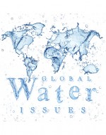 Cover or Global Water Issues publication