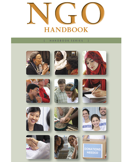 The NGO Handbook—Handbook Series