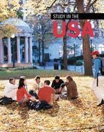 Image: Studying in the United States: A large number of students has always been attracted to study in the United States to improve their skills in an excellent learning environment. Students are sitting under a tree outside the university building. Courtesy Columbia University