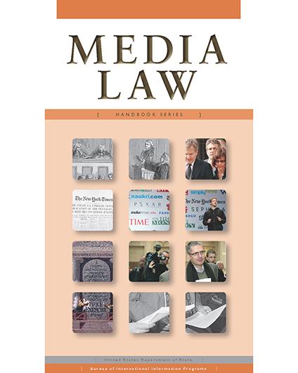 Media Law Handbook—Handbook Series