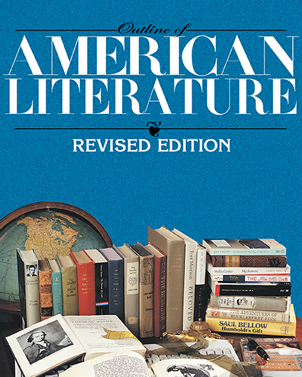 Outline of American Literature—Outline Series