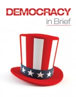 Cover of the English version of Democracy in Brief: In Brief Series.