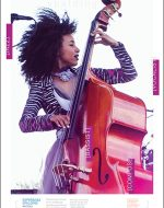 Women's History Month 2018—Free poster featuring Esperanza Spalding