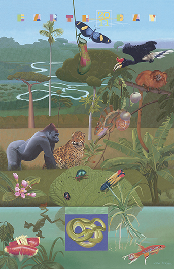 Earth Day 2011: Conservation of Tropical Forests and Biodiversity