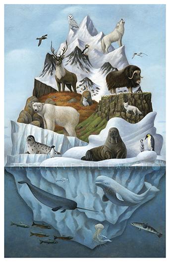 Preserve the Earth 2017: Biodiversity of the Polar Regions